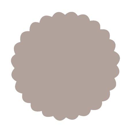 Perforatrice géante cercle festonné Artemio 5cm