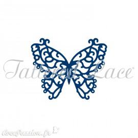 Dies découpe gaufrage papillon stylisé Tattered Lace