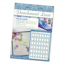 Parchment Lace magazine Pergamano 2016 magazine n°3