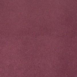 Papier simili cuir lézard métallique bordeaux