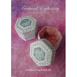 Livre Pergamano Freehand Embossing in Parchment Craft Amanda Yeh