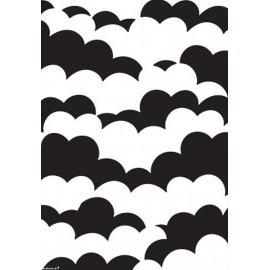 Classeur gaufrage fond nuages Elizabeth Craft Design