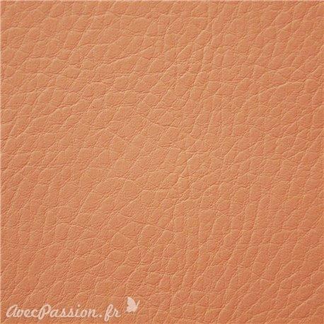 Papier simili cuir cezane pellana taupe 53x70cm
