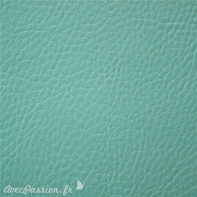 papier simili cuir pour cartonnage cezane pellana vert. Black Bedroom Furniture Sets. Home Design Ideas