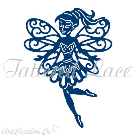 Dies découpe gaufrage fairies minx Tattered Lace