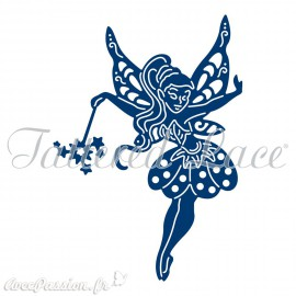 Dies découpe gaufrage fairies trixie Tattered Lace