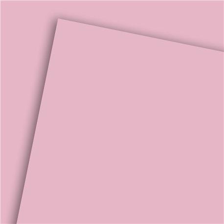 Papier uni rose