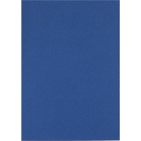 Papier pour carte et faire part bleu iris x6 200g