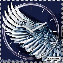 Cadran waterproof de montre Stamps gardian angel