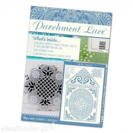 Parchment Lace magazine Pergamano 2015 magazine n°2