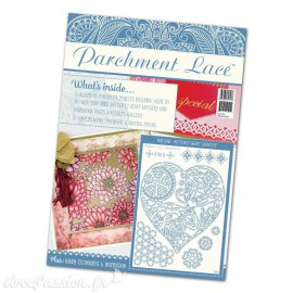 Parchment Lace magazine Pergamano 2016 magazine n°4