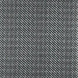 Papier simili cuir hybrid métallique gris anthracite 53x70cm -