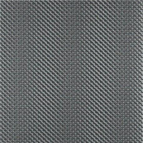 Papier simili cuir hybrid métallique gris anthracite 70x106 -