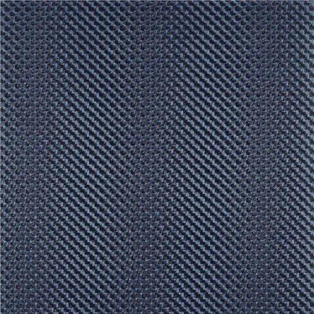 Papier simili cuir hybrid métallique bleu nuit 53x70cm -