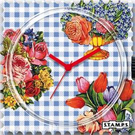 Cadran de montre Stamps allegory