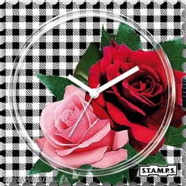Cadran de montre Stamps england's rose
