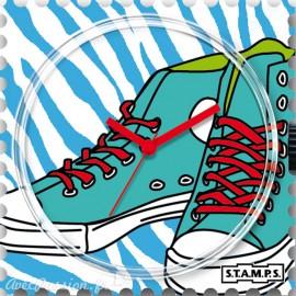 Cadran de montre Stamps new shoes
