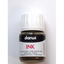 Darwi encre dorée type tinta Pergamano