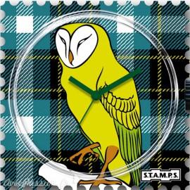 Cadran de montre Stamps hedwig