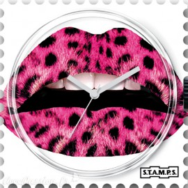 Cadran de montre Stamps leo kiss
