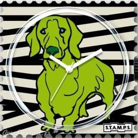 Cadran de montre Stamps silly clot