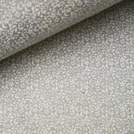 Papier népalais lokta astra gris et blanc