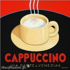 Carte d'art Capuccino via dante Marco Fabiano