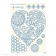 Parchment Lace magazine Pergamano n°4 + 1 grille de motifs