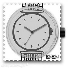 Cadran de montre Stamps Sketch