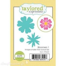 Dies découpe gaufrage petites fleurs 1 Taylored expressions