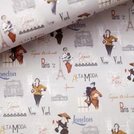 Papier italien motifs alta mode