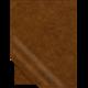 Papier simili cuir baladek balacron marron foncé