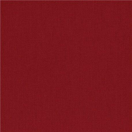 Papier simili toile balacron nomad rouge brique