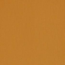 Papier simili toile balacron nomad moutarde