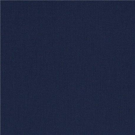 Papier simili toile balacron nomad bleu foncé