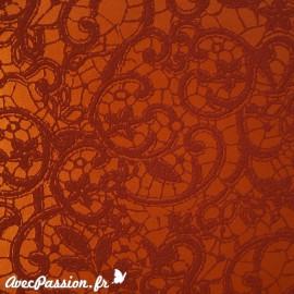 Papier simili calabria cuivre 50x70cm