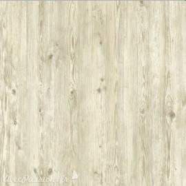 Feuilles décopatch motifs bois parquet bouleau