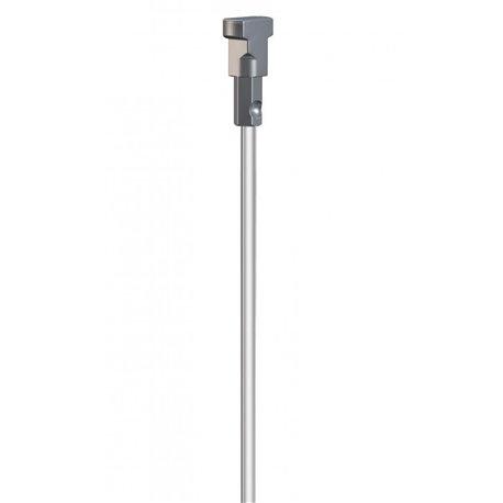 Fil pour cimaise en perlon avec cobra 2mm 3 m