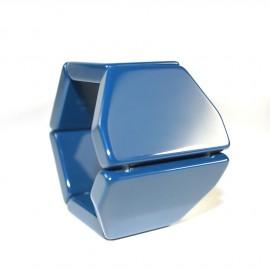 Montre Stamps bracelet de montre belta Y bleu pétrole élastique