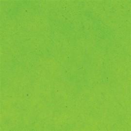 Papier népalais lokta lamaLi vert lime -