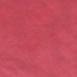 Papier népalais lokta lamaLi vieux rose