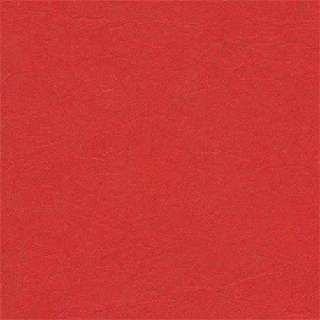 Papier népalais lokta lamaLi orange vif