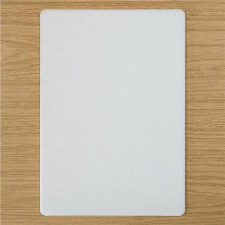 Tapis de perforation A4 transparent pour table lumineuse Groovi