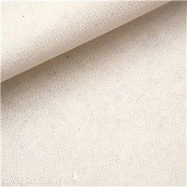 Papier népalais lokta astra naturel et blanc