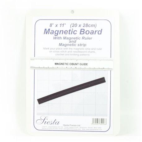 Siesta table magnétique de création 20x28cm
