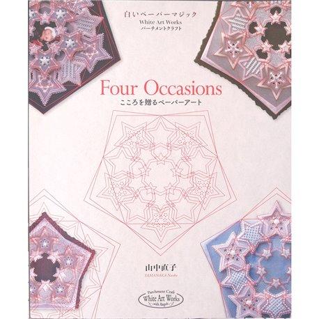 Livre Pergamano Four Occasions Naoko Yamanaka