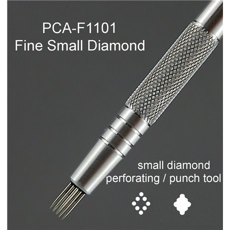PCA outil de perforation coupant diamant 8 pointes fines