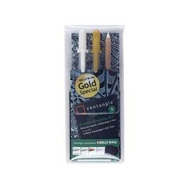 Feutre Sakura Stardust Gelly Roll gel feutres tool set 9