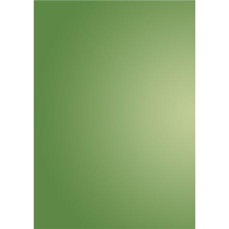 Pergamano feuille parchemin translucent vert scintillant 62553 à l'unité