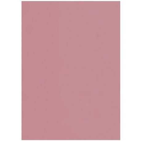 Papier parchemin Groovi rose bébé paquet 10 feuilles 40403